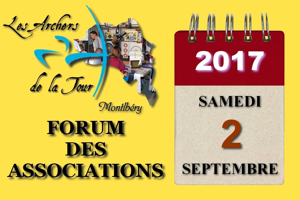 02.09.2017 - Forum des Associations
