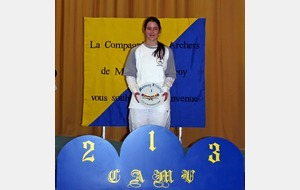2006-11 Laura Championne à Mennecy